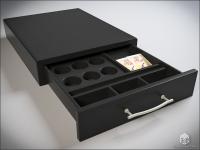 Ящик-подставка для кофеавтомата