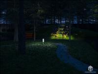 водоем вид 2 (ночь)