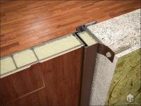Разработка профиля дверей и монтажа
