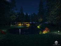 водоем вид 1 (ночь)