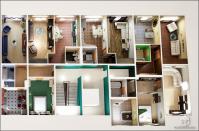 Разрез этажа