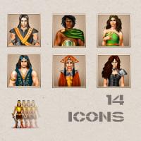 Аватары для игры