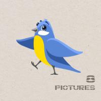 Персонаж Птичка-Синичка