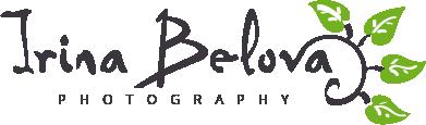 Логотип фотографа Ирины Беловой