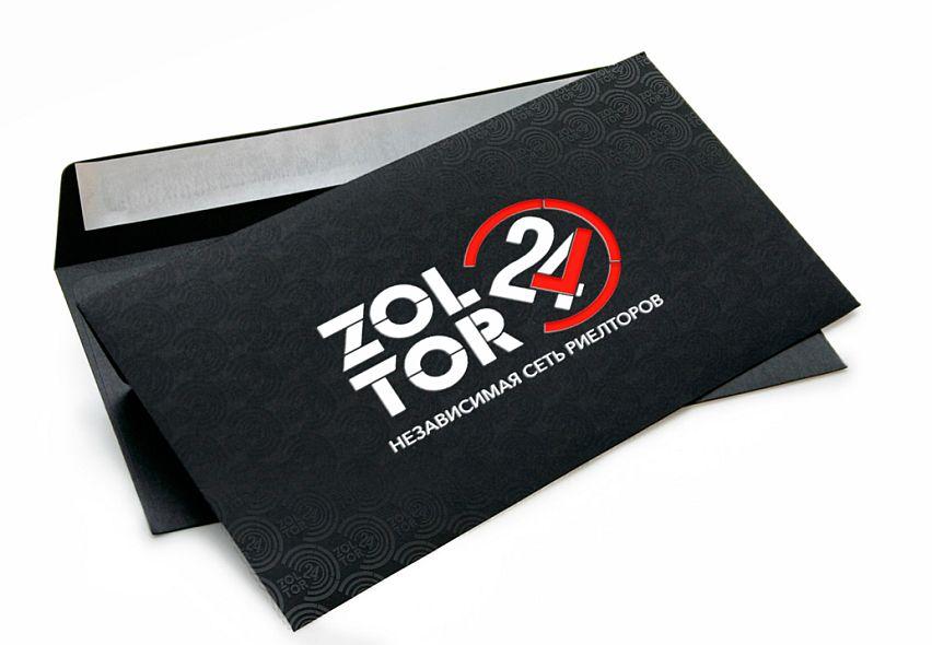 Логотип и фирменный стиль ZolTor24 фото f_2705c9329e4829de.jpg