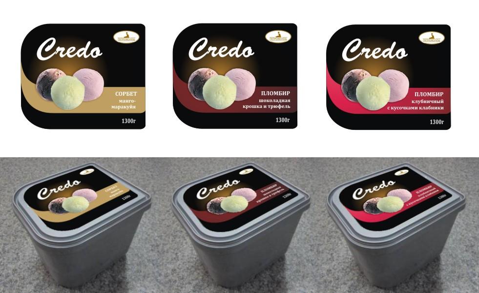 Мороженое Credo