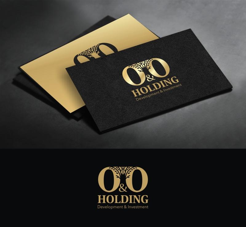 "Разработка Логотипа +  Фирменного знака для компании ""O & O HOLDING"" фото f_6895c7bd22045d9d.jpg"