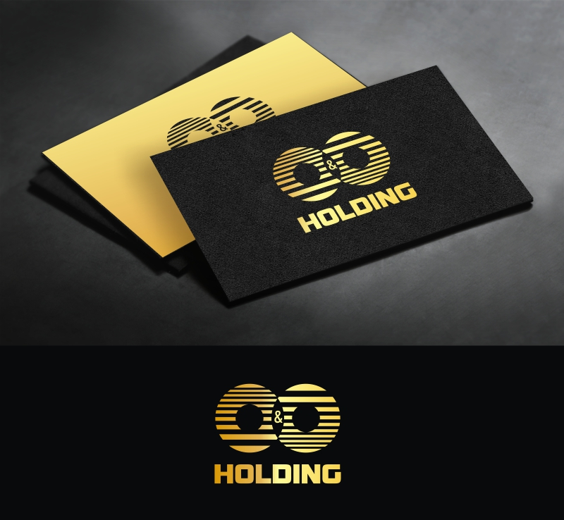 """Разработка Логотипа +  Фирменного знака для компании """"O & O HOLDING"""" фото f_8385c7d300a53f7a.jpg"""