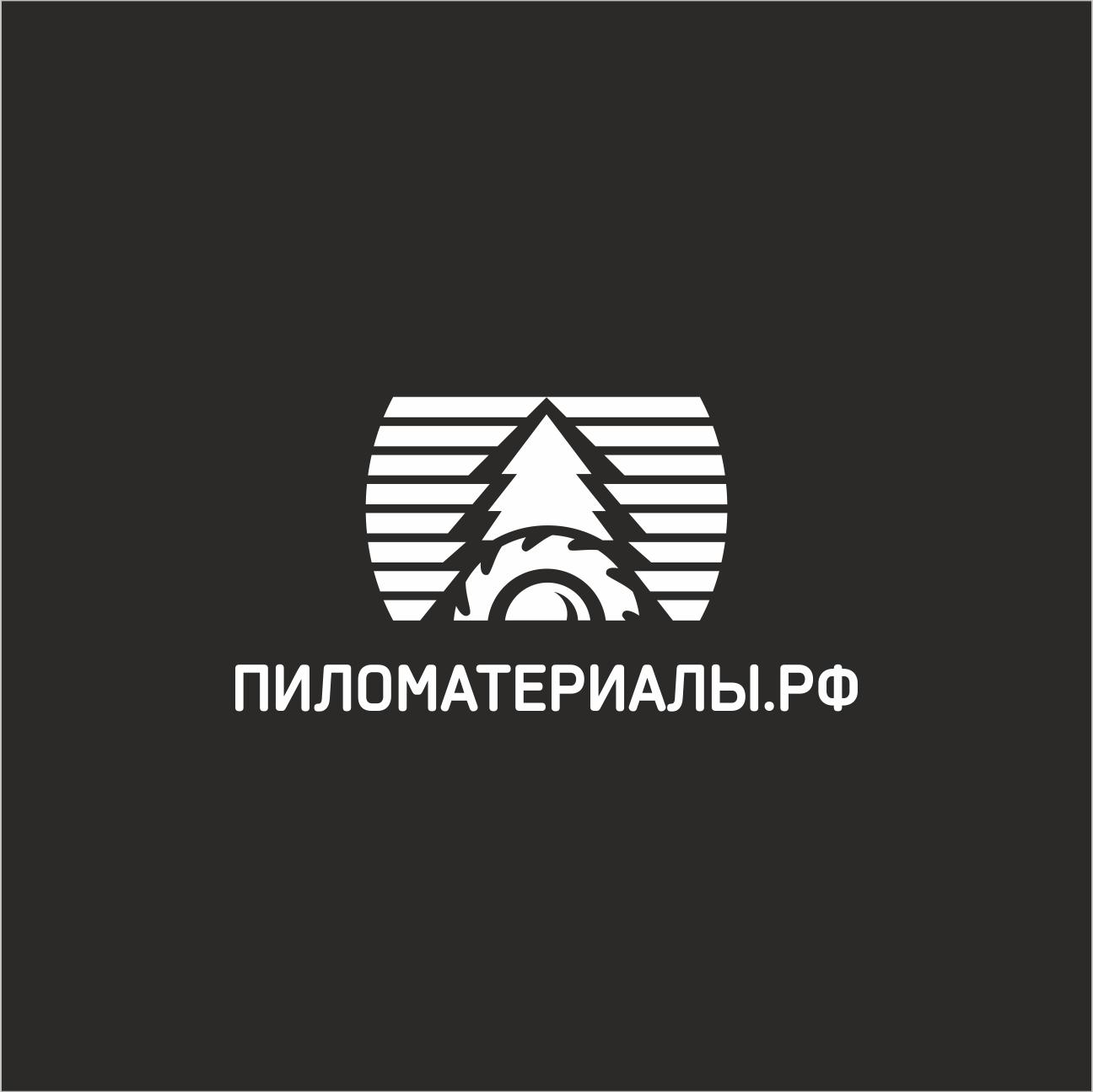 """Создание логотипа и фирменного стиля """"Пиломатериалы.РФ"""" фото f_932530b5ddc2aa39.png"""
