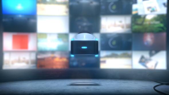 VR Glasses Opener