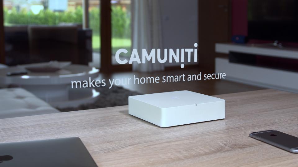 Camuniti Presentation