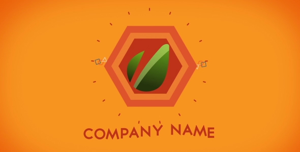 Elegnt Shape Logo