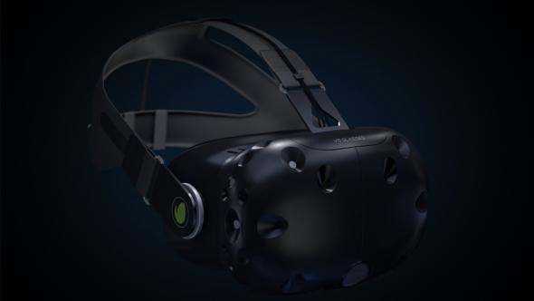 VR glasses promo