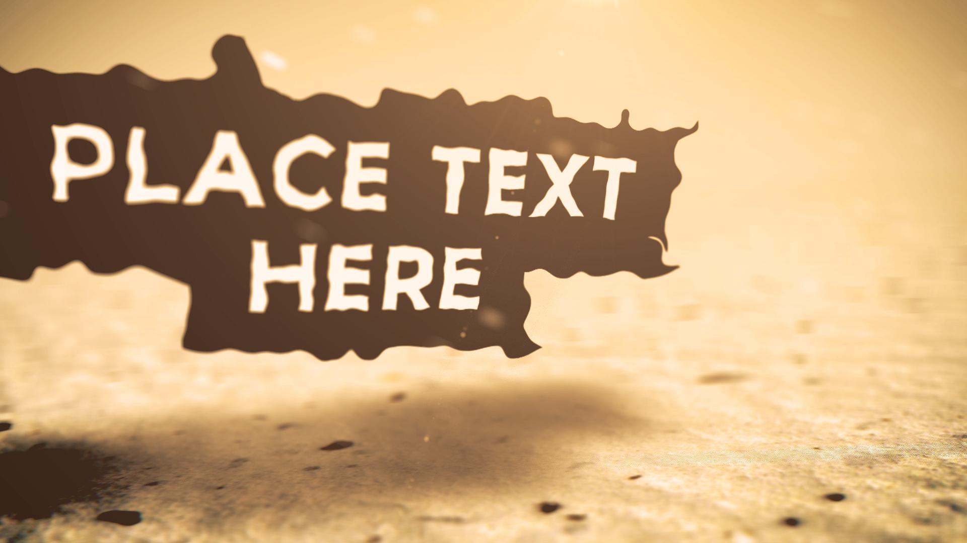 Macro text
