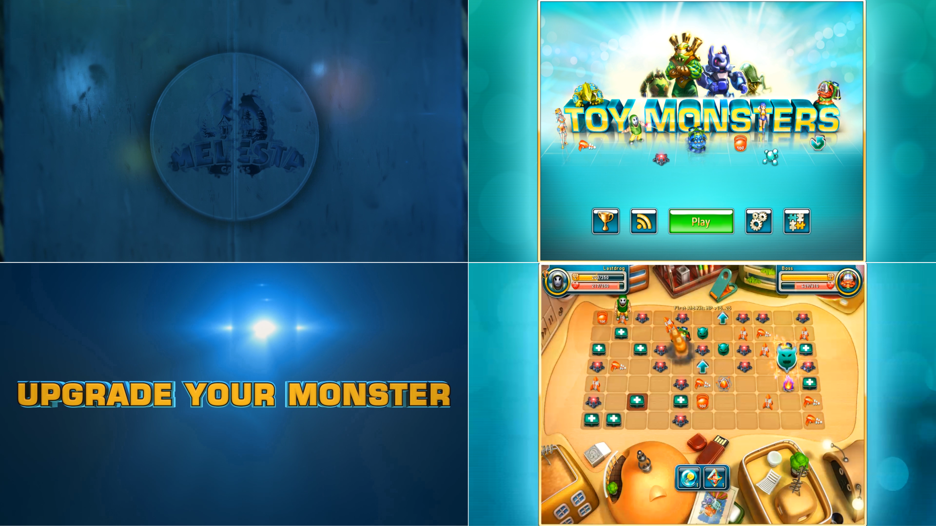 Toy Monsters Trailer