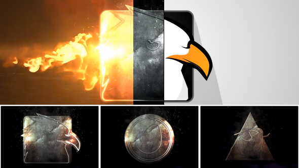 Iron Flame Logo Pack