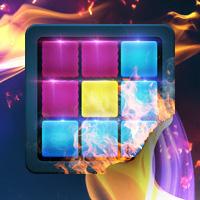 Баннер для игры Block puzzle mania