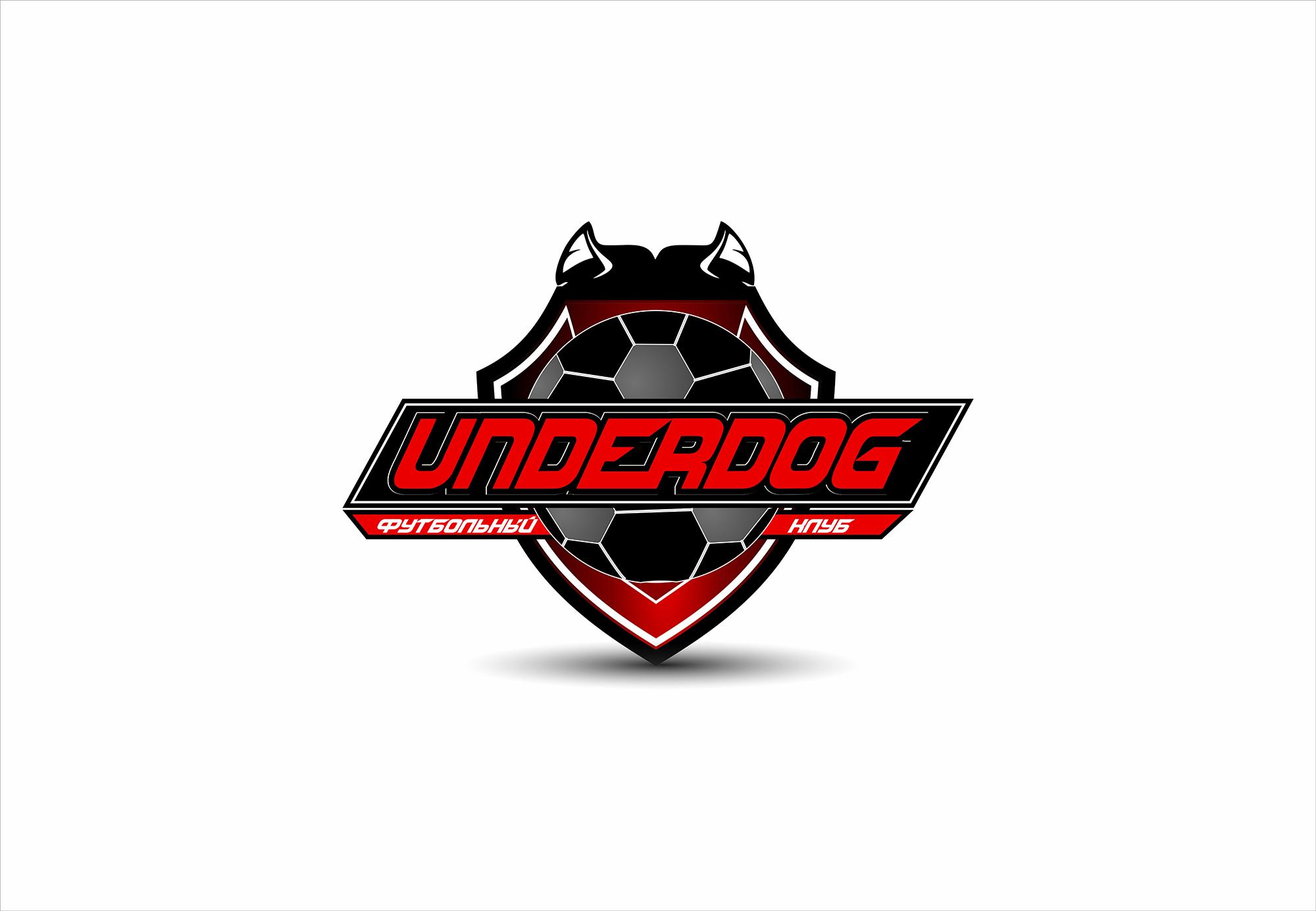 Футбольный клуб UNDERDOG - разработать фирстиль и бренд-бук фото f_2265cb30bdf360c2.jpg