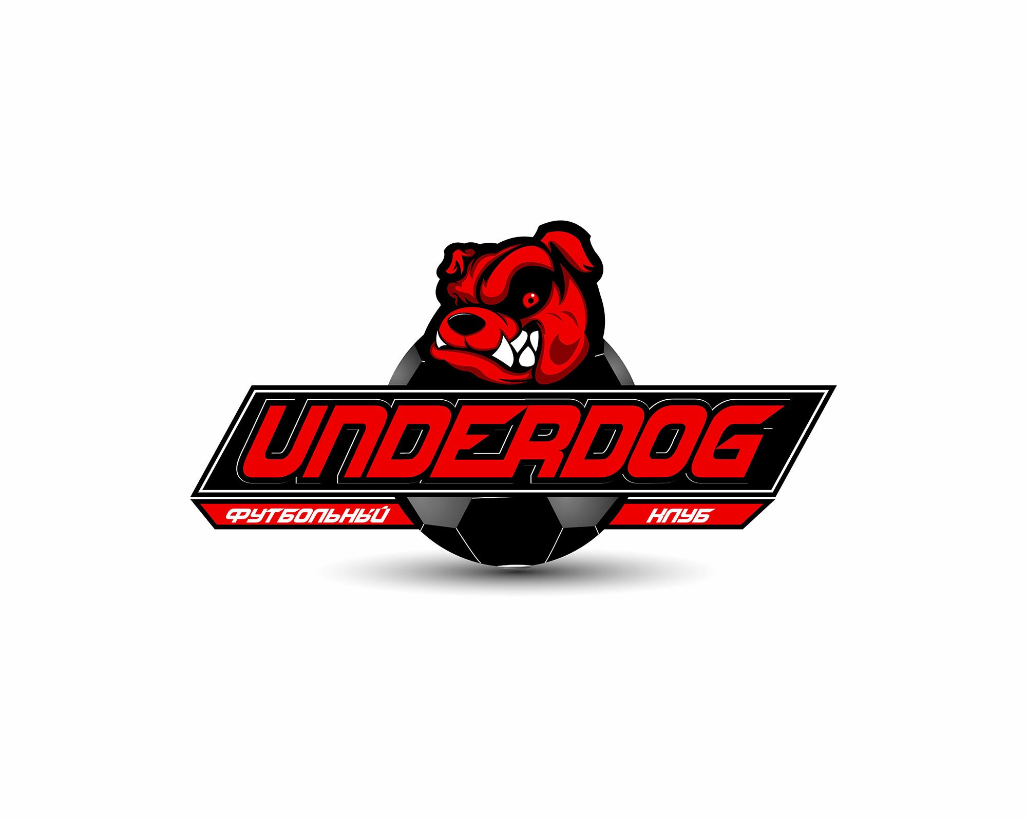 Футбольный клуб UNDERDOG - разработать фирстиль и бренд-бук фото f_5285cb07364855dd.jpg