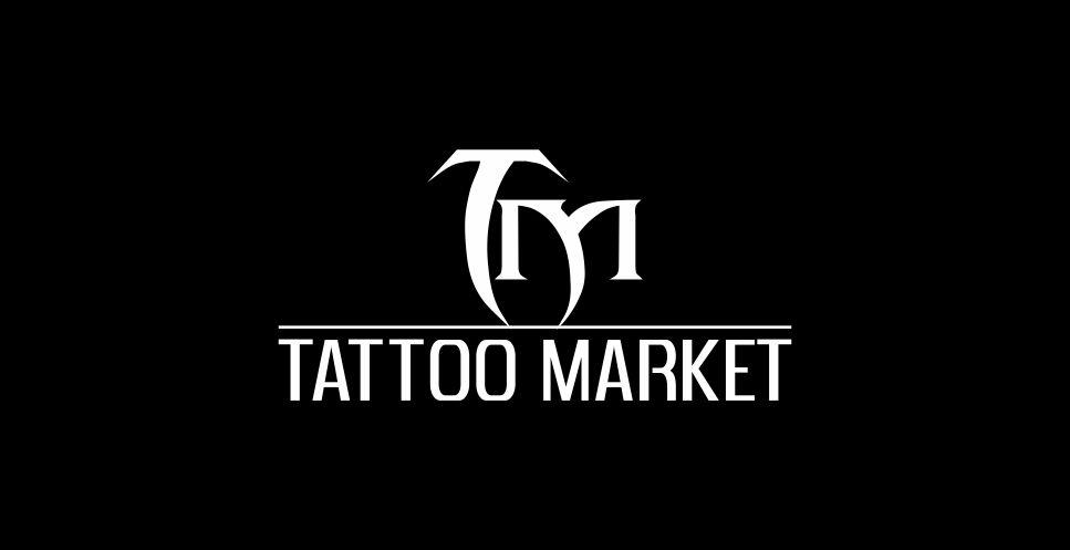 Редизайн логотипа магазина тату оборудования TattooMarket.ru фото f_7085c4c9a2b24473.jpg