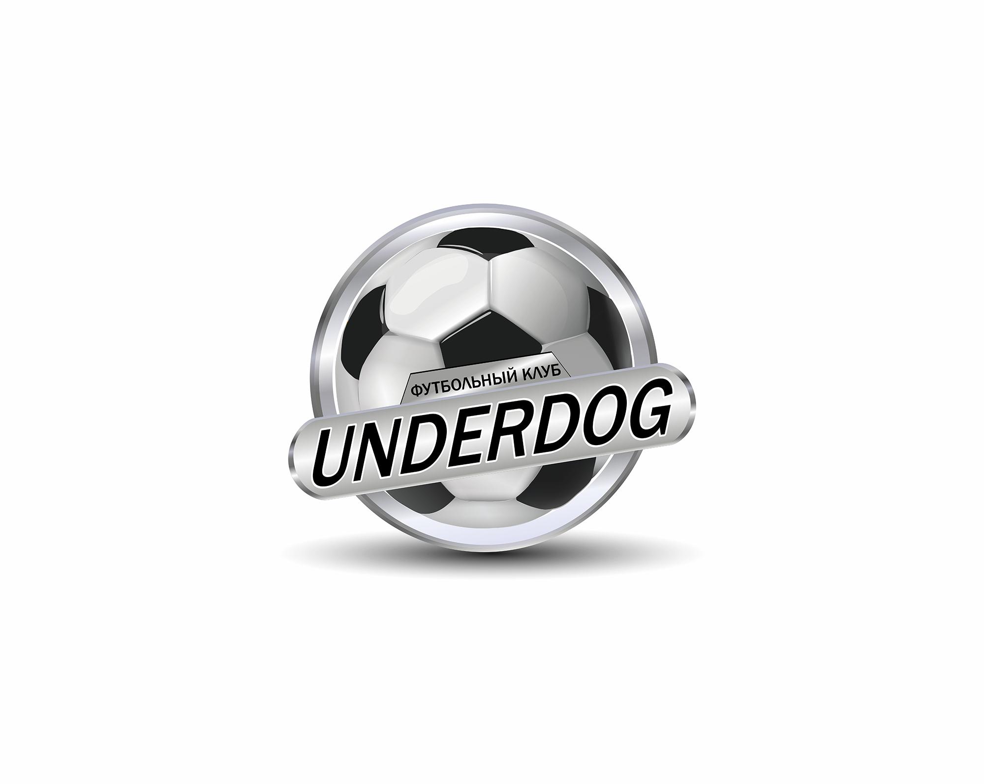Футбольный клуб UNDERDOG - разработать фирстиль и бренд-бук фото f_8155cb0747345b34.jpg
