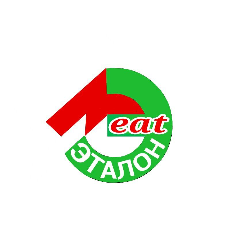 Логотип компании «Meat эталон» фото f_91057040c5392fbf.jpg