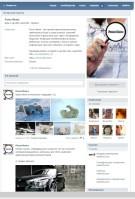 Создание групп в социальных сетях