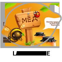 "Landing Page для магазина мёда ""ОптПчелоПродукт"""