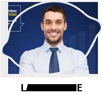 Landing Page для кадрового агентства Каус
