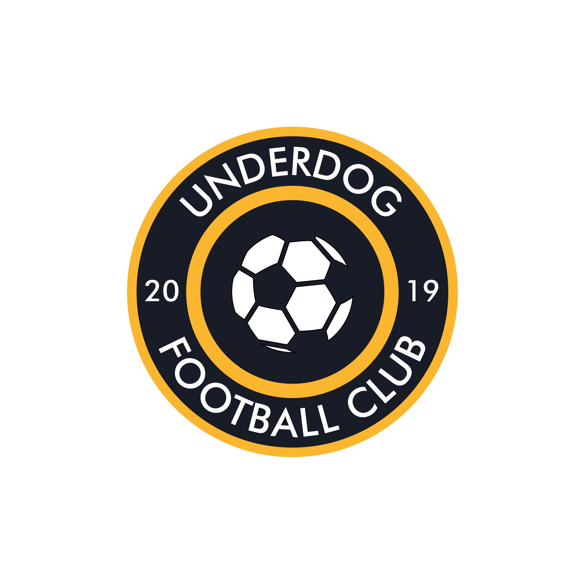 Футбольный клуб UNDERDOG - разработать фирстиль и бренд-бук фото f_1945cb1e3326c82e.jpg