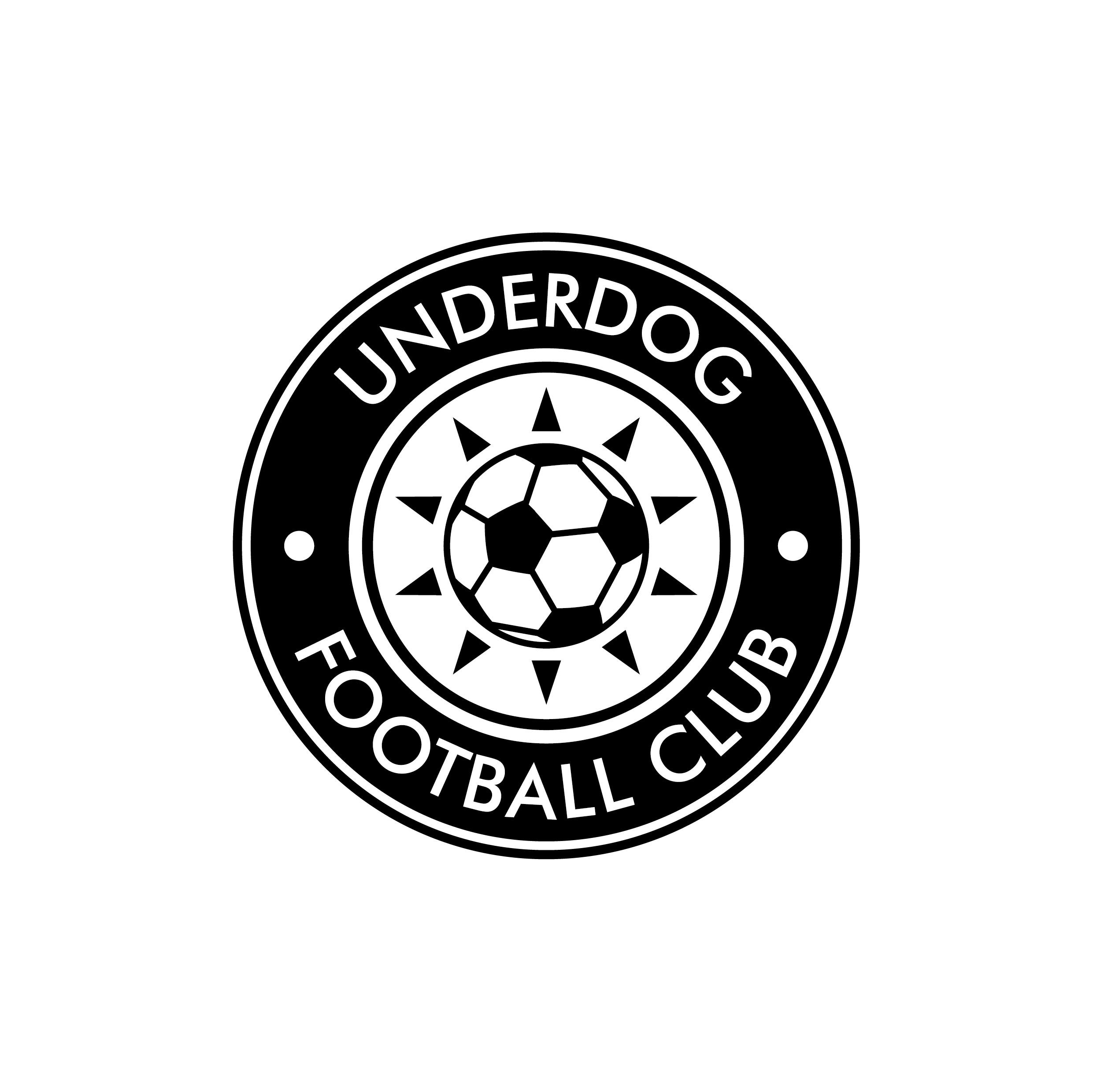 Футбольный клуб UNDERDOG - разработать фирстиль и бренд-бук фото f_6085cb08649bd561.jpg