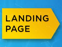 """Landing page. Закажите современный, стильный, продающий сайт """"под..."""
