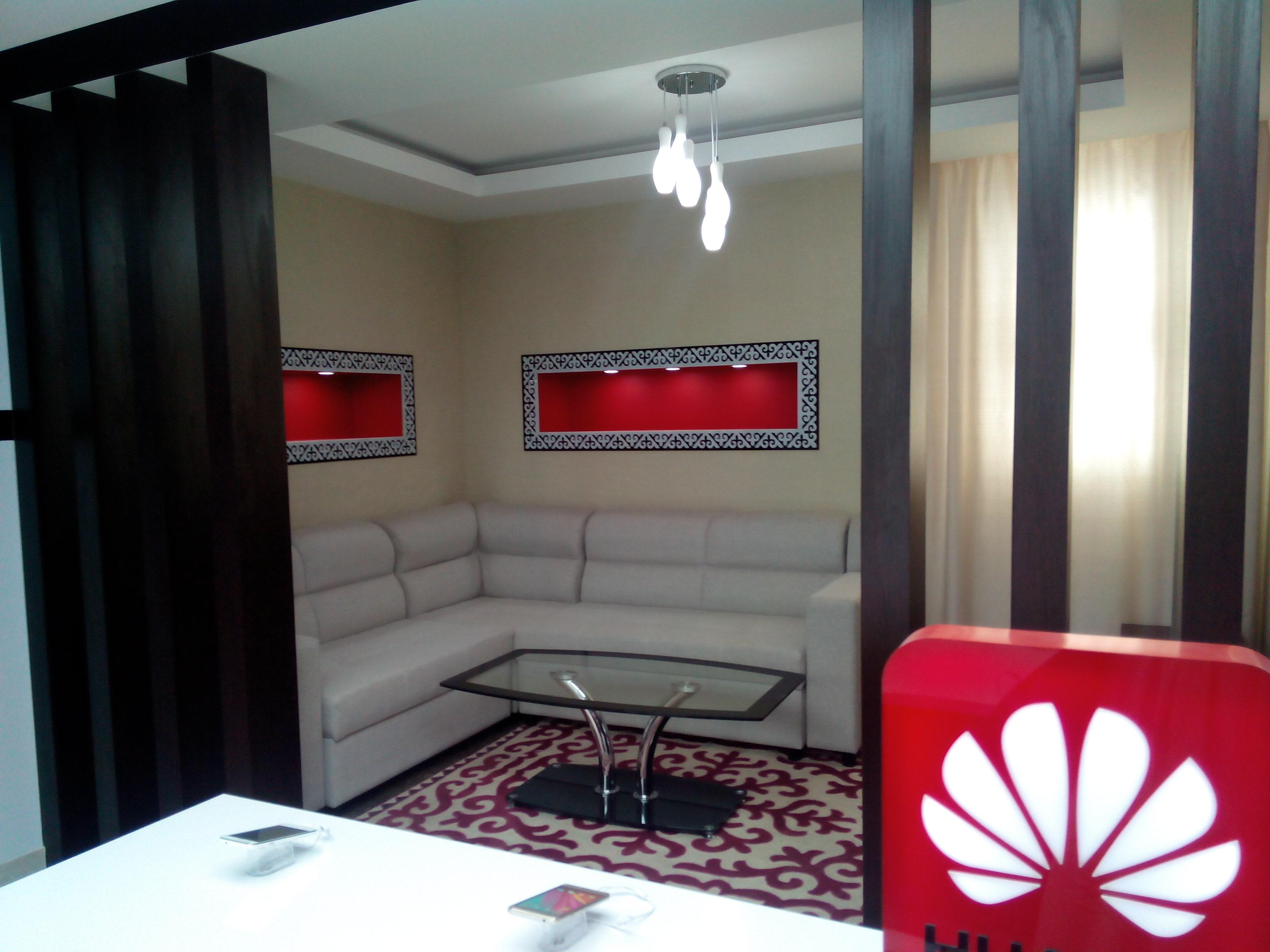 Шоу рум Huawei
