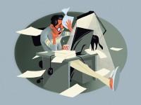 иллюстрации для проекта МТС English (4шт)