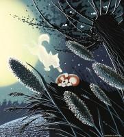 Иллюстрация к сказке Витауте Жилинскайте