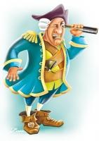 капитан Смоллетт