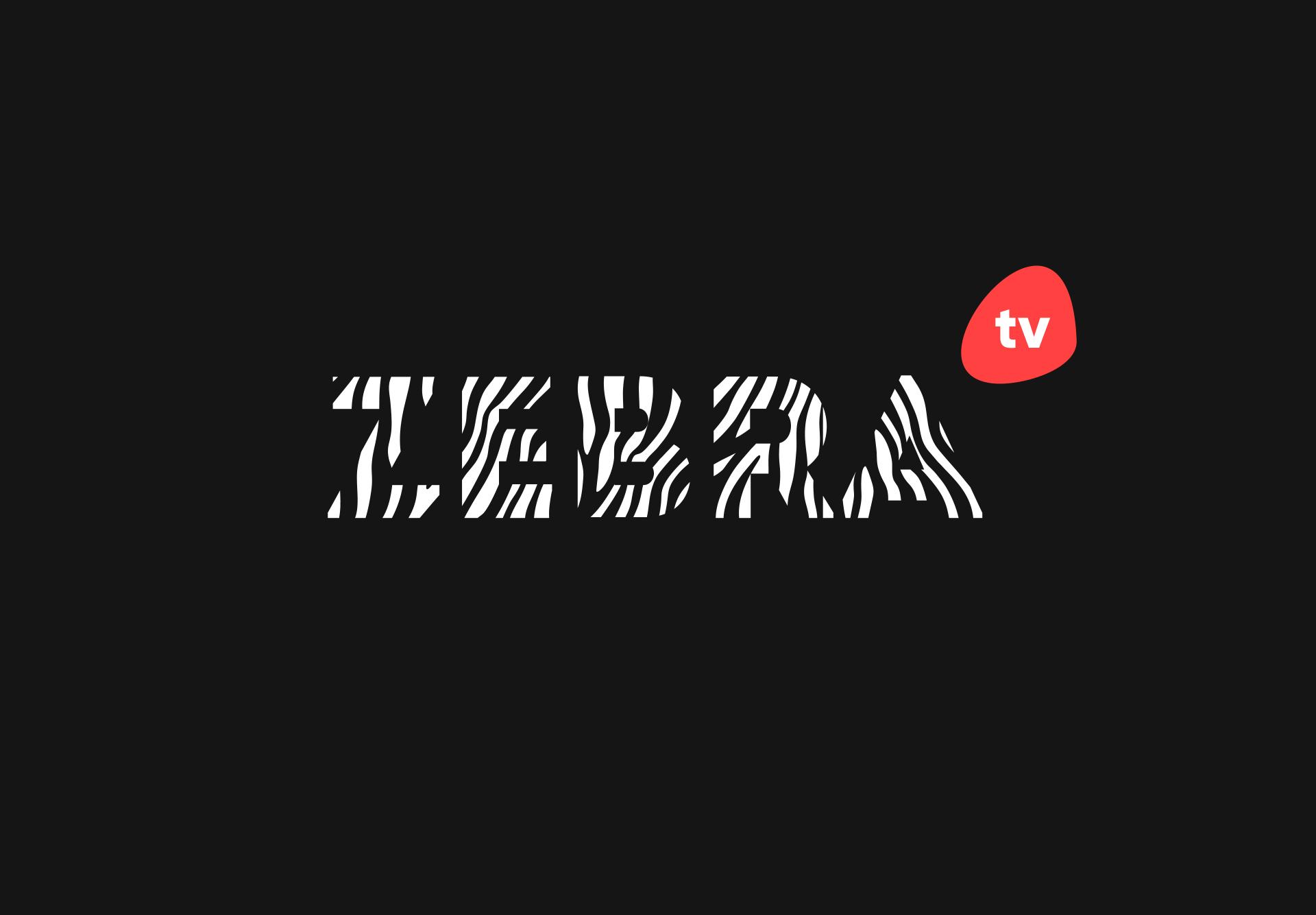 Zebra tv