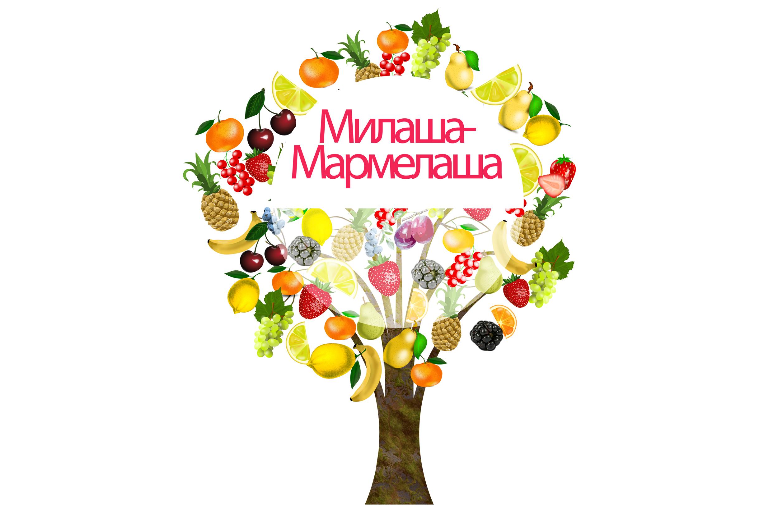 """Логотип для товарного знака """"Милаша-Мармилаша"""" фото f_2315875600991d45.jpg"""
