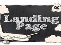 Адаптивная Лэндинг Страница(landing page) Верстка