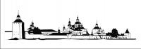 Кириллов. Шелкография