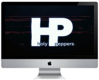 Анимация логотипа для Holy Peppers