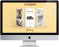 GetPallet - Инстаграм story