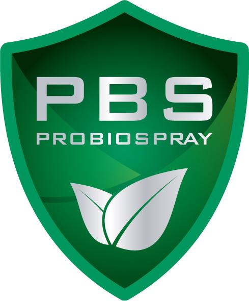 лого пробиотического спрея,