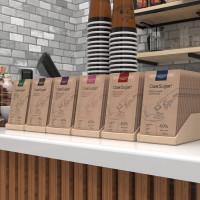 Визуализация упаковки крафтового шоколада