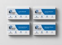 LD LOGISTICS визитки