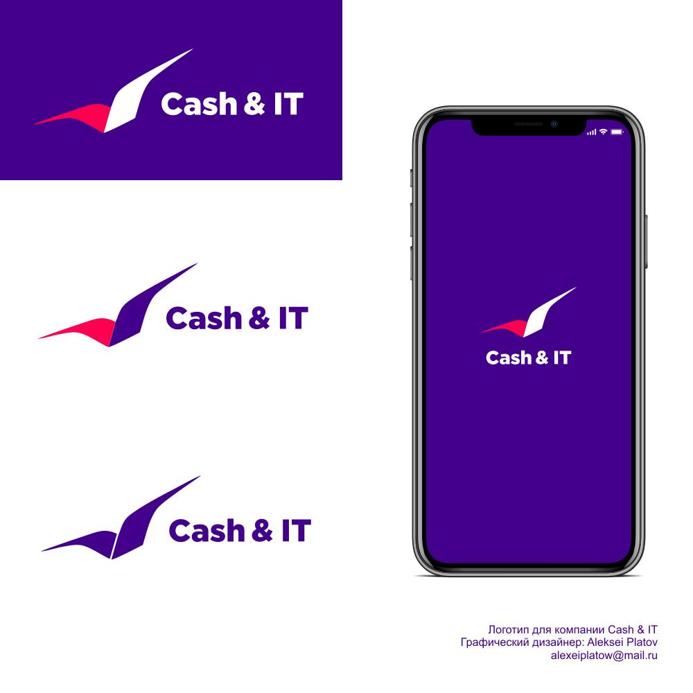 Логотип для Cash & IT - сервис доставки денег фото f_3665fdc5b88a3fcb.png