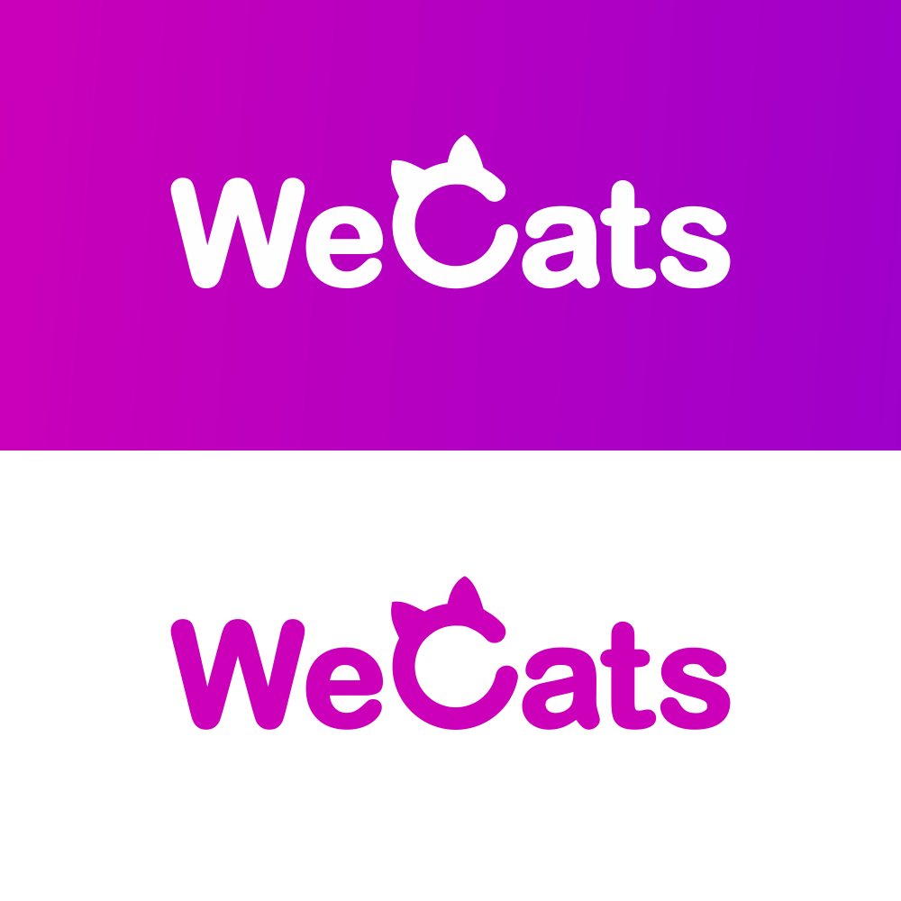 Создание логотипа WeCats фото f_6155f191b5d5e498.png