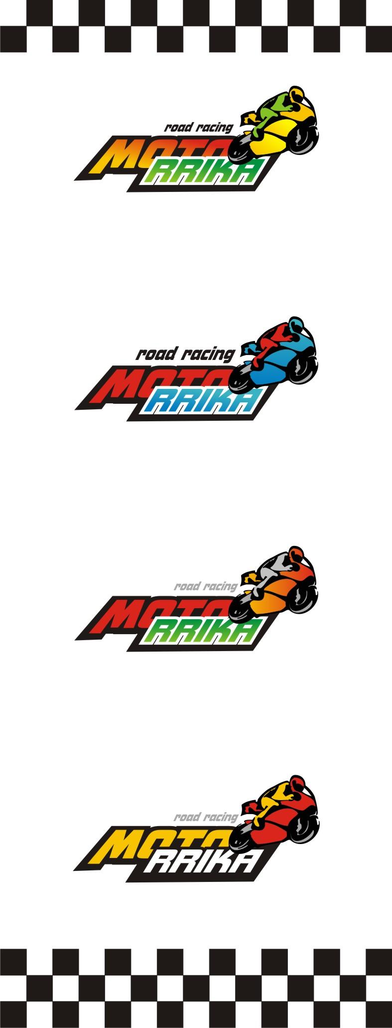 Мотогонки. Логотип, фирменный стиль. фото f_4dd50d421a797.jpg