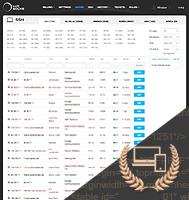 Luxsocks - Адаптивная верстка платформы для покупки IP адресов
