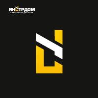 Инстрдом - разработка логотипа